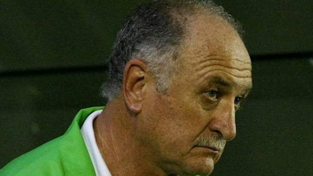 Luiz Felipe Scolari (Imago)