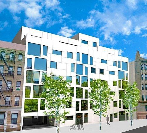 It's Not Easy Being Green: Manhattan's First Passive Rental Building Will Look Like This
