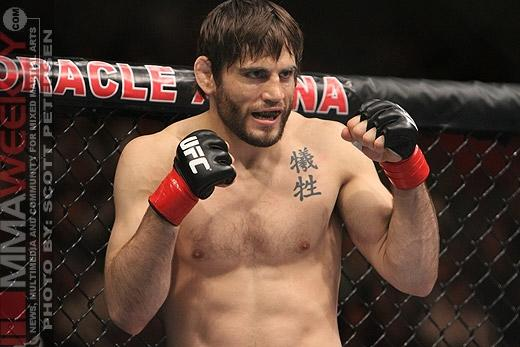 """Jon Fitch Discloses 7-1/2 Years of UFC Pay: """"I've Never Complained About Money"""""""