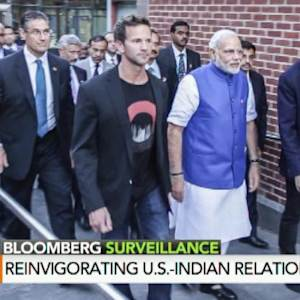 Modi's India Can Be a Boost to U.S. Economy: Schock