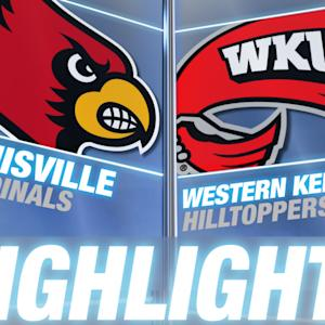 Louisville vs Western Kentucky | 2014-15 ACC Men's Basketball Highlights
