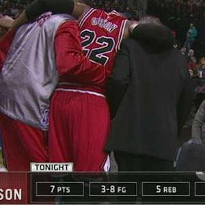 Taj Gibson Injury