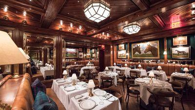 Adam Platt Says Polo Bar's Menu is 'Middle-of-the-Road,' Though Clientele Aren't