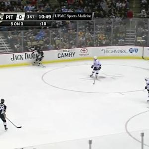 Los Angeles Kings at Pittsburgh Penguins - 10/30/2014