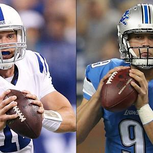 Fantasy QB question: Luck or Stafford?