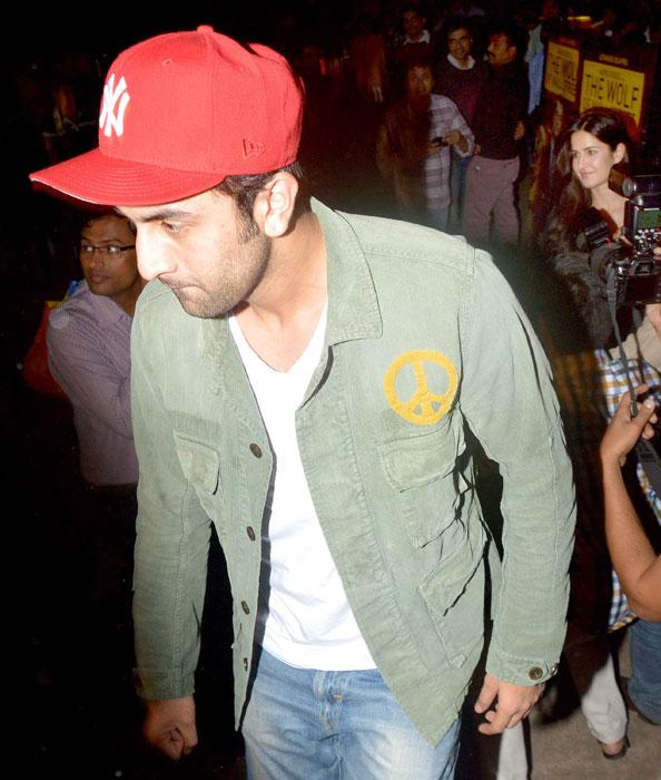 Ranbir and Katrina's romance unravels itself