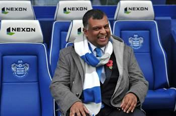 QPR owner Fernandes not convinced of swift Premier League return