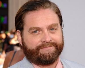 Zach Galifianakis Set to Host SNL for Third Time