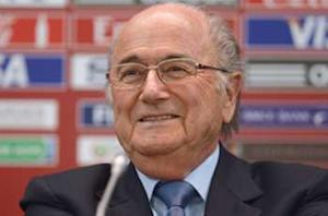 Blatter targets re-election as FIFA president