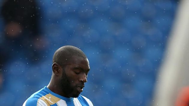 Jabo Ibehre was sent off for Colchester