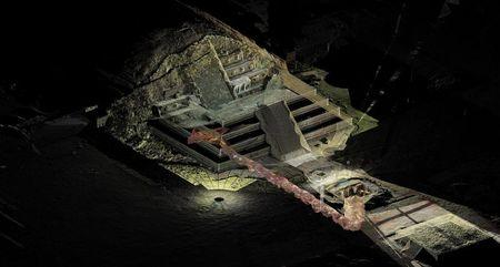 Hunt for ancient royal tomb in Mexico takes mercurial twist