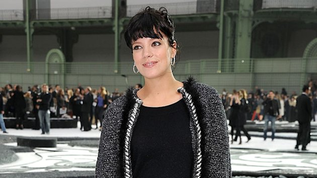 Lily Allen Welcomes Daughter Marnie Rose