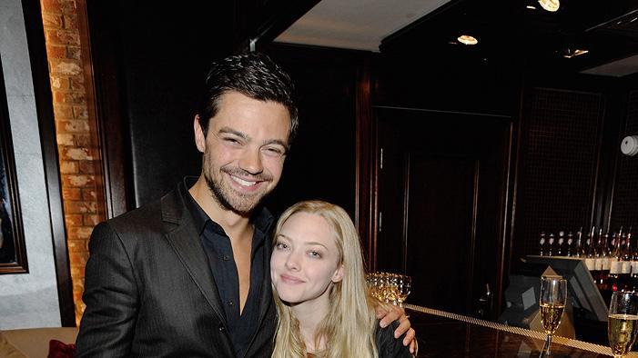 State of Play UK Premiere 2009 Dominic Cooper Amanda Seyfried