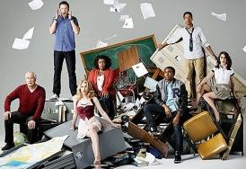 "NBC's Bob Greenblatt ""Absolutely Hopeful"" About Fifth Season Of 'Community': TCA"