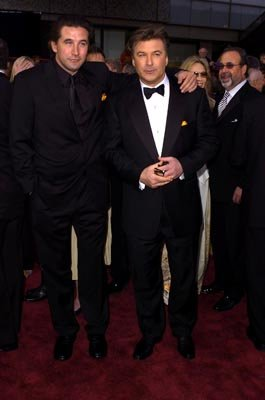 William Baldwin and Alec Baldwin