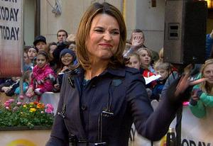 Savannah Guthrie | Photo Credits: NBC