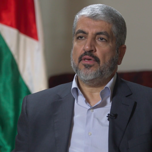"In direct plea, top Hamas leader calls on Obama to stop ""Holocaust"" in Gaza"