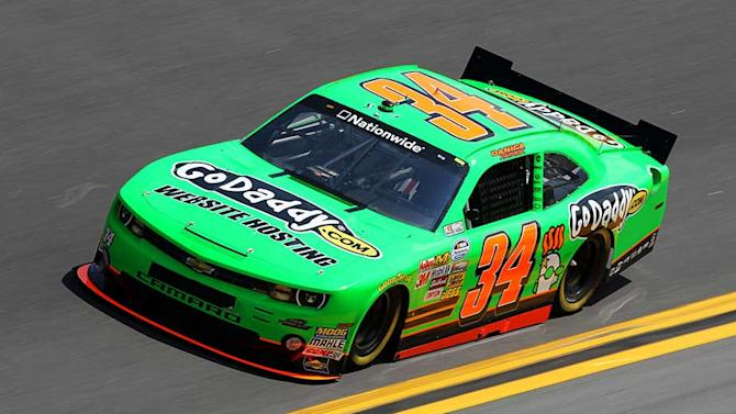 Danica Patrick to run in Talladega Nationwide race