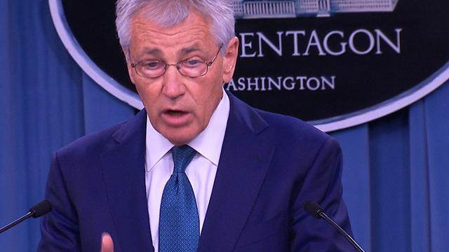 """Hagel on military sexual assault: """"We're all outraged and disgusted"""""""