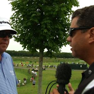 Leader interviews before Round 3 of Travelers