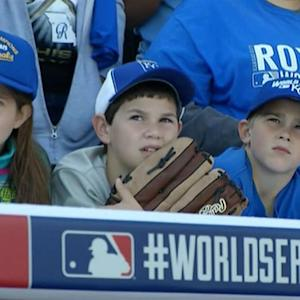 Royals Not Run Out Of Town After World Series Loss
