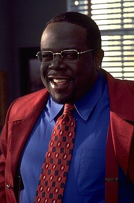 Cedric The Entertainer in Paramount's Serving Sara