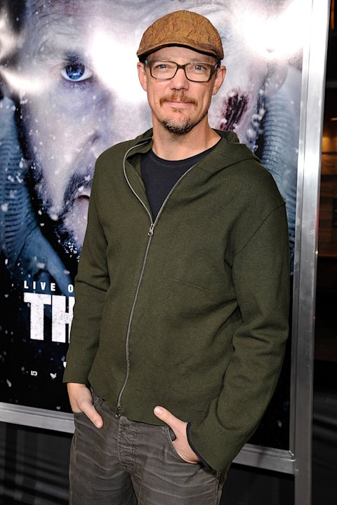 The Grey LA Premiere 2012 Matthew Lillard
