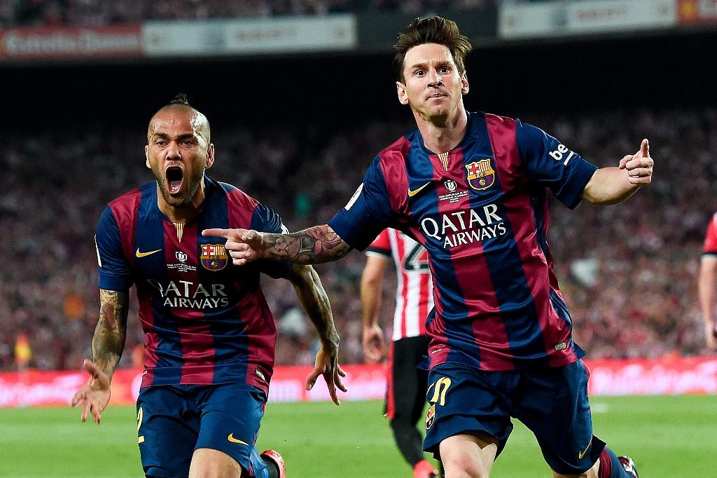 Previous final experience key for Barca - Messi