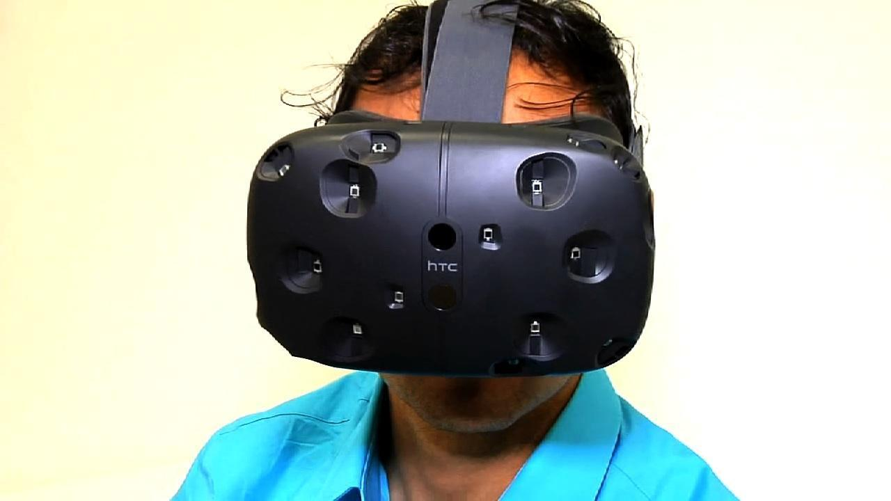 Virtual reality may rule video games. Here's who will rule VR