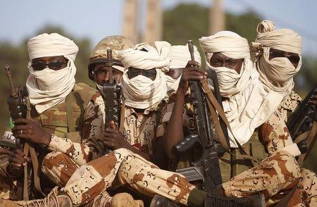 Chad army retakes Nigerian town from Boko Haram