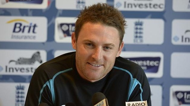 Brendon McCullum says England are 'an incredibly tough team to beat'