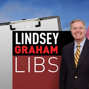 Playing Lindsey Graham Libs With Senator Lindsey Graham