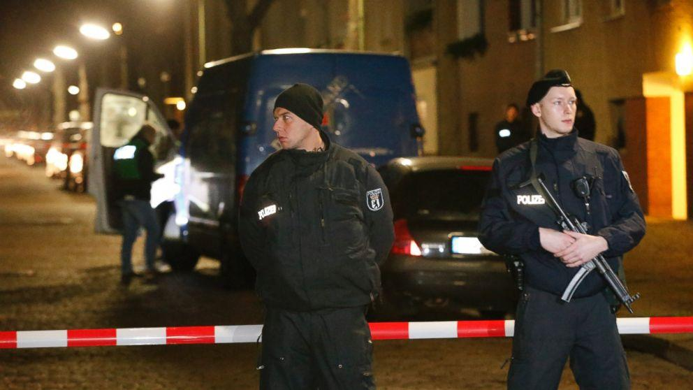 Two Men Arrested in Berlin for Alleged Terror Plot Released for Lack of Evidence