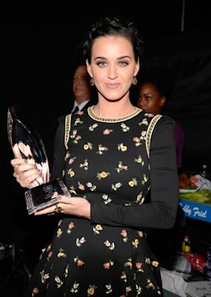 Katy Perry Wins Four People's Choice Awards