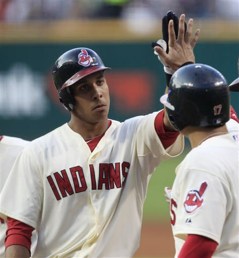 Indians stop 9-game skid, beat Yankees 3-1