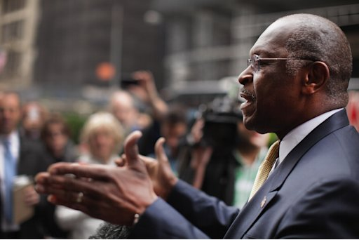 """It is a person's fault if they failed,"" said Cain"
