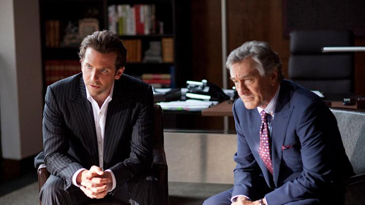 Limitless 2011 Relativity Media Bradley Cooper Robert DeNiro