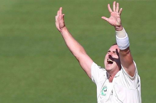 Mark Gillespie is making a triumphant return to Test cricket after more than three years in the wilderness