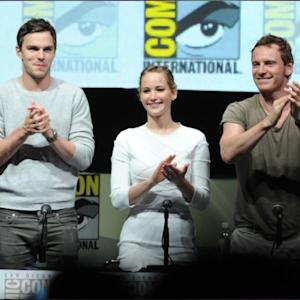 "Nicholas Hoult Talks Jennifer Lawrence Relationship, Says He's A ""Bystander"" In Her Success"