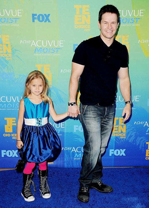 Mark Wahlberg Teen Choice Awards