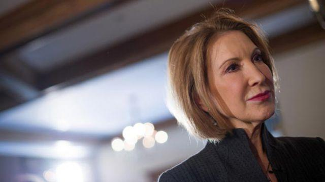 Charlie Munger on Carly Fiorina's presidential bid
