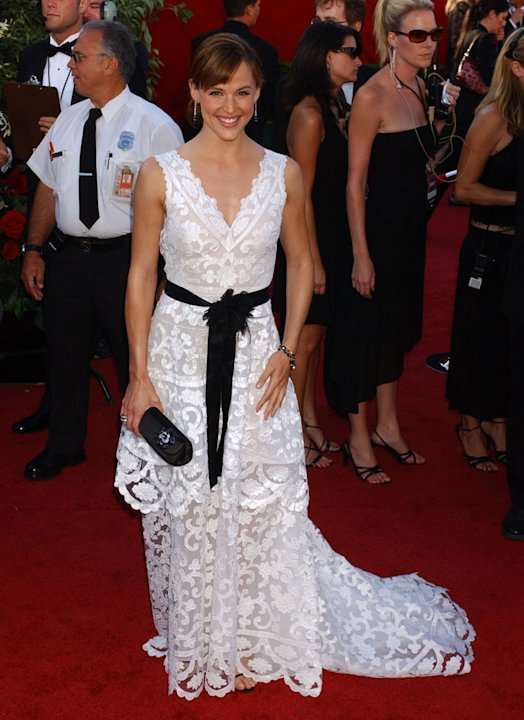 Jennifer Garner at The 56th Annual Primetime Emmy Awards.