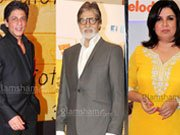 Amitabh Bachchan: Shahrukh Khan and Farah Khan's HAPPY NEW YEAR looks grand!