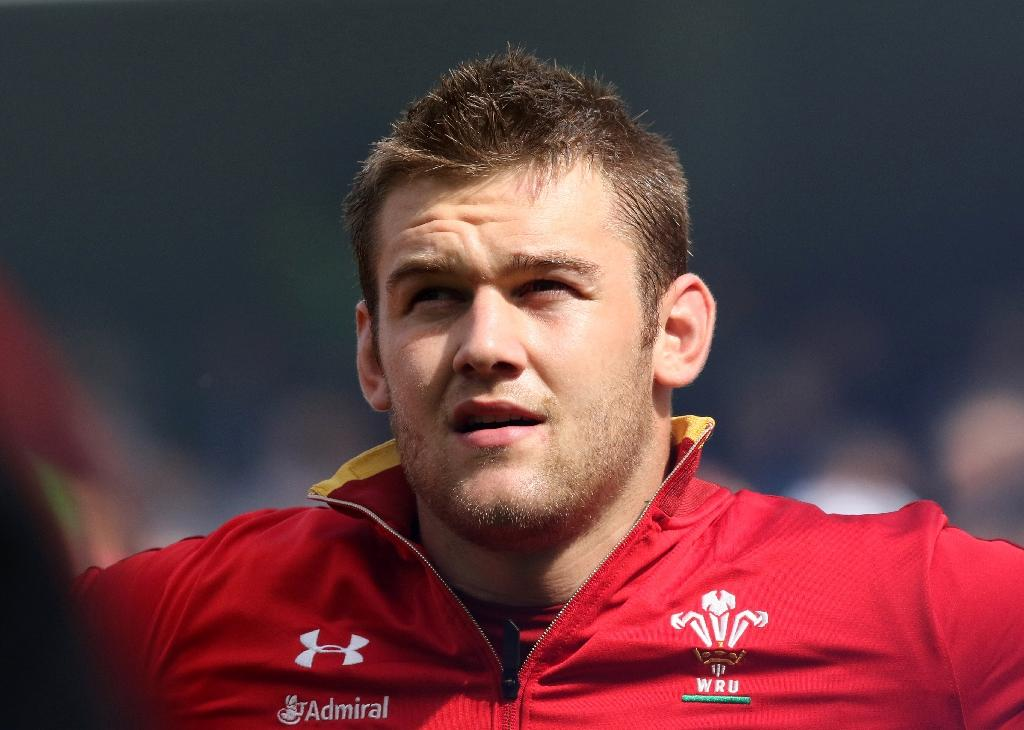 Injured Lydiate out of New Zealand tour