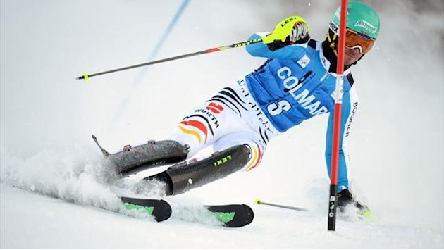 Ski Alpin - Slalom: Neureuther Zweiter in Val d'Isère