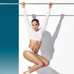 J.Lo Looks Incredibly Toned In A Crop Top
