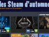 Les Soldes Steam d&#39;automne dbarquent !
