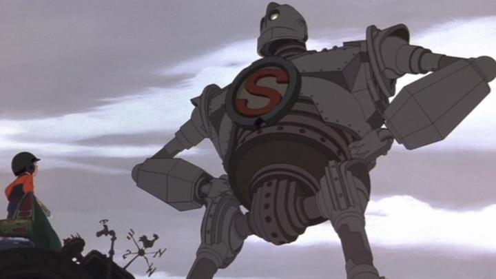 The remastered The Iron Giant has a trailer, will come to Blu-ray this fall