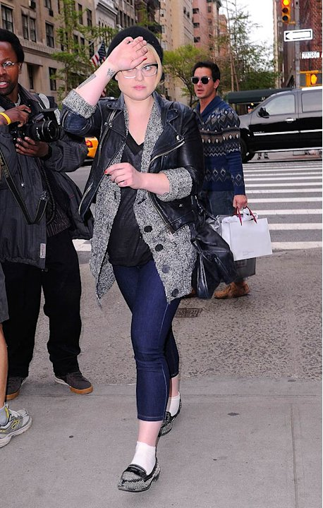 Kelly Osbourne NYC