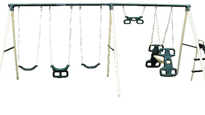 Recalls this week: Swing sets, high chairs, saws